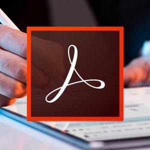 Adobe Acrobat online Seminar