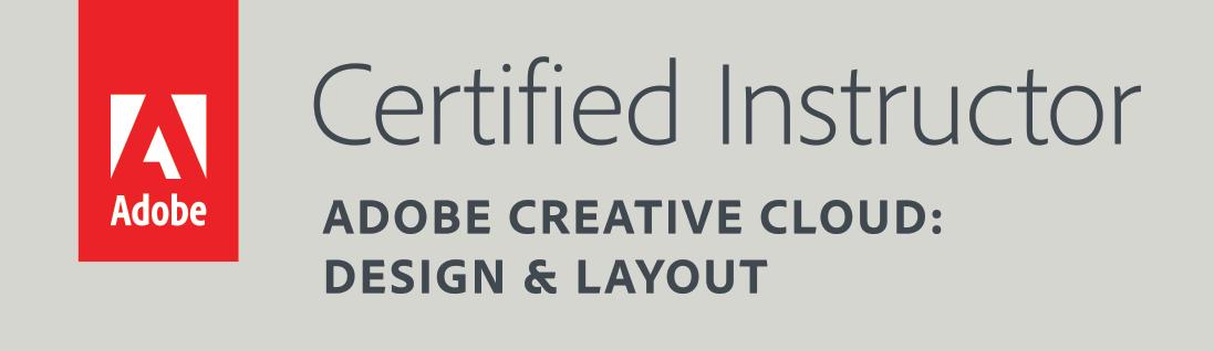 Adobe Certified Instructor Creative Cloud Design und Layout