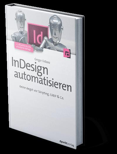 InDesign automatisieren Buch