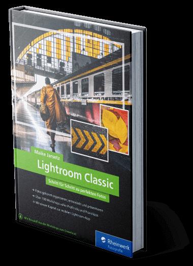 Lightroom Classic Buch von Maike Jarsetz