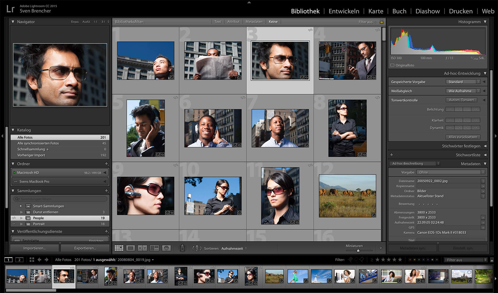Lightroom CC 2015 im Foto Abo