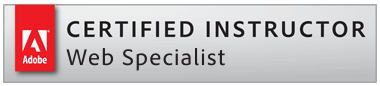 Adobe Certified Web Specialist