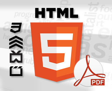HTML5 Workshop Icon